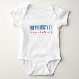 Crunchy Mama - Positive Co-sleeping Breastfeeding Baby Bodysuit