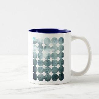 Crunge Two-Tone Coffee Mug