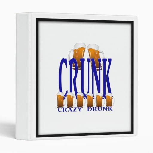 CRUNK - Loco bebido