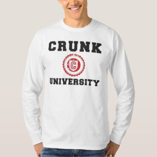 crunk university hyphy movement tees