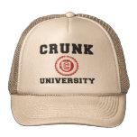 Crunk University Trucker Hat