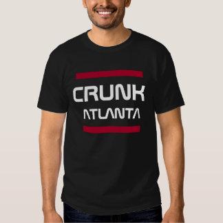 Crunkatlanta Clothing- Crunkatlanta 1 T-Shirt