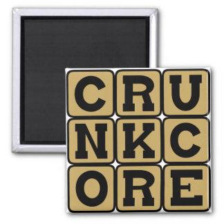 Crunkcore, Music Genre Magnets