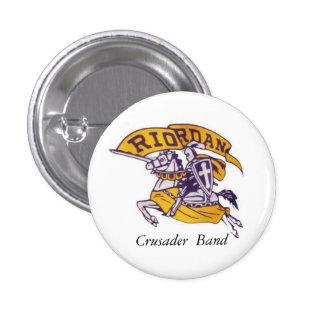 Crusader Band Button