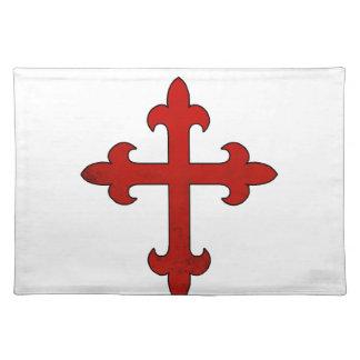Crusader Cross Placemat