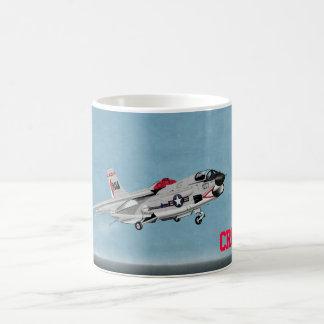 Crusader Fighter Coffee Mug