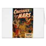 Crusader from Mars