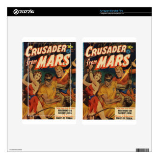 Crusader from Mars Skins For Kindle Fire