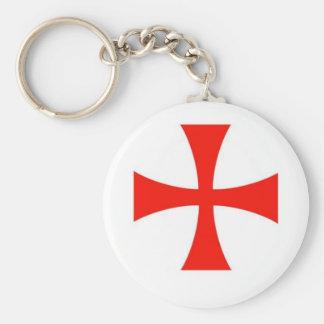 Crusader keychain