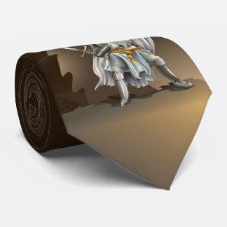 Crusader Knight Tie