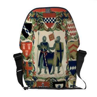 Crusader Knights Messenger Bag