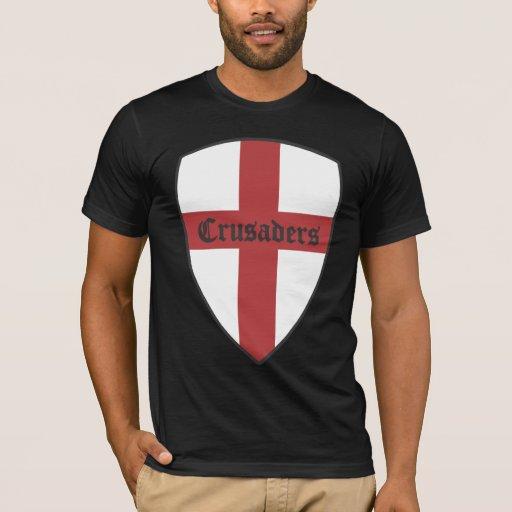 Crusader Shield Playera
