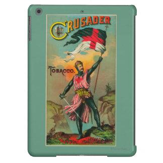 Crusader Tobacco LabelPetersburg, VA Case For iPad Air