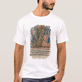 Crusaders bombard Nicaea with heads in 1097 T-Shirt