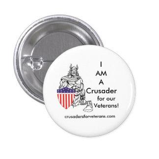 Crusaders pin