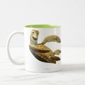 Crush 2 Two-Tone coffee mug