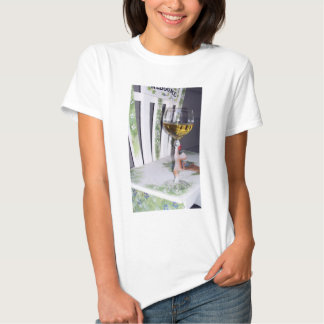 Crush a Cup of Wine Tee Shirt