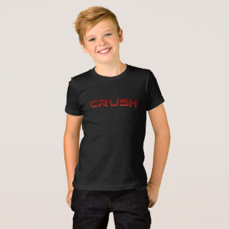 Crush boys fine t-shirt