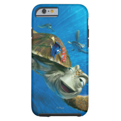 Case-Mate Barely There iPhone 6 Case with Crush and Dory and Marin of Finding Nemo in the EAC design