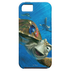 Case-Mate Vibe iPhone 5 Case with Crush and Dory and Marin of Finding Nemo in the EAC design