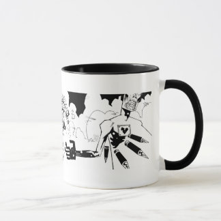 """Crush Kill"" Mug"