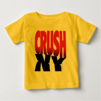 Crush NY... Baby T-Shirt