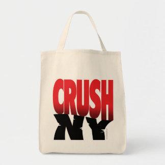 Crush NY... Bags