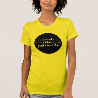 Crush the Patriarchy Tee Shirt