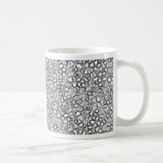 Crushed Crystal Coffee Mug