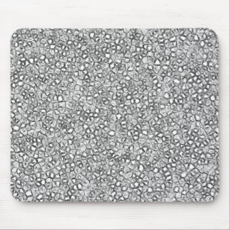 Crushed Crystal Mouse Pad