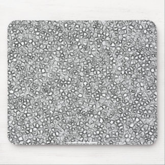 Crushed Crystal Mouse Pads