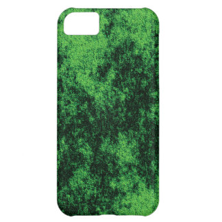 Crushed Green Velvet Print iPhone 5 #1 iPhone 5C Cover