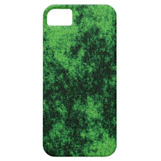 Crushed Green Velvet Print iPhone 5 #1 iPhone SE/5/5s Case