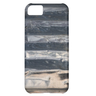 Crushed Metal Case For iPhone 5C
