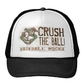 ¡Crushin la bola! Gorra