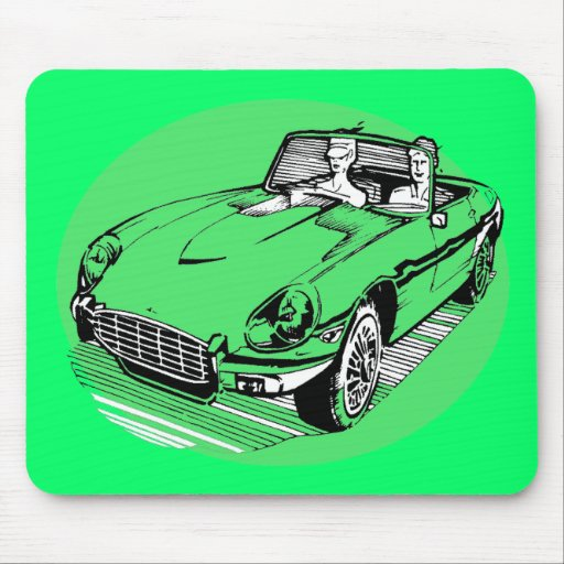 CRUSIN MOUSE PAD
