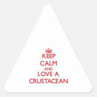 Crustacean Sticker