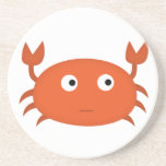 crustáceo confuso posavasos personalizados
