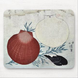 Crustáceos por Totoya, Hokkei Ukiyoe Mouse Pads