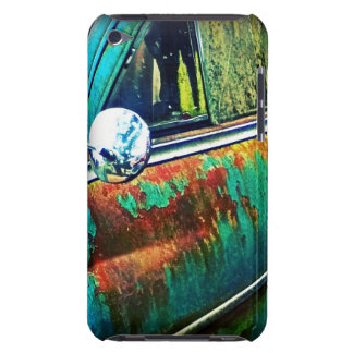 Crusty Car by Uncle Junk Barely There iPod Cases