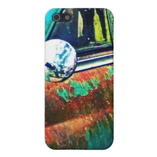Crusty Car by Uncle Junk iPhone 5 Case