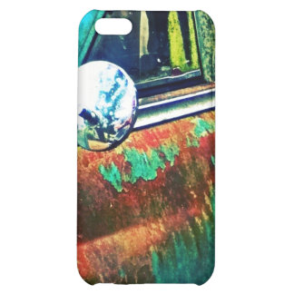 Crusty Car by Uncle Junk iPhone 5C Case