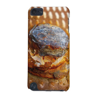 Crusty Head I-Pod Touch Case by Uncle Junk ART iPod Touch (5th Generation) Cases