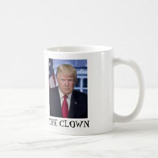 CRUSTY THE CLOWN COFFEE MUG