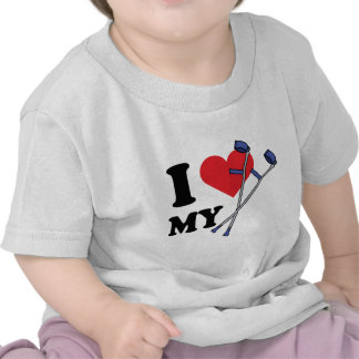 Crutch Love Baby T Tshirts
