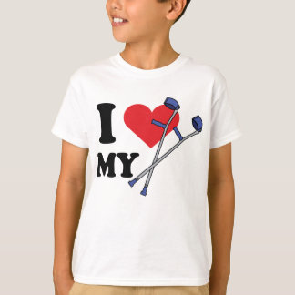 Crutch Love Kids T T-Shirt