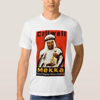 Cruwell Mekka Tobacco T Shirt