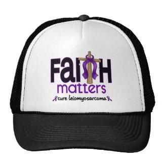 Cruz 1 de las materias de la fe de Leiomyosarcoma Gorro
