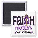 Cruz 1 de las materias de la fe del Fibromyalgia Iman De Frigorífico