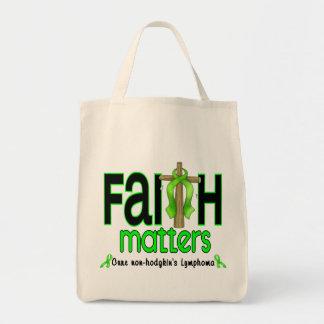 Cruz 1 de las materias de la fe del linfoma de Non Bolsas